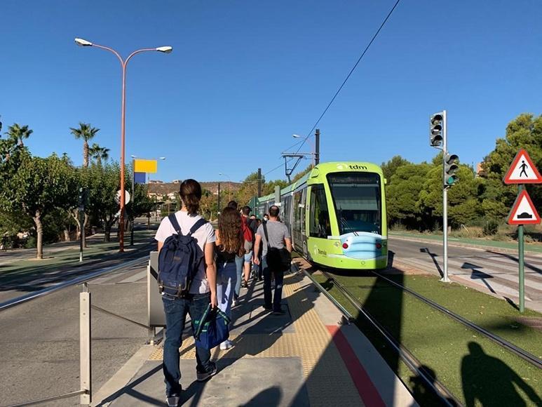 El Ayuntamiento de Murcia y la Universidad de Murcia corroboran su colaboración para el fomento de la movilidad sostenible