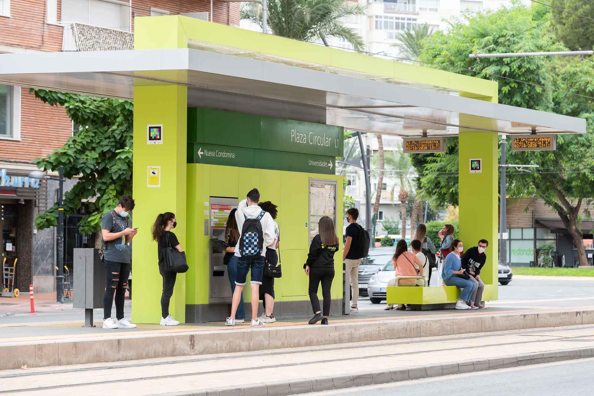 El tranvía, motor de cambio de la ciudad