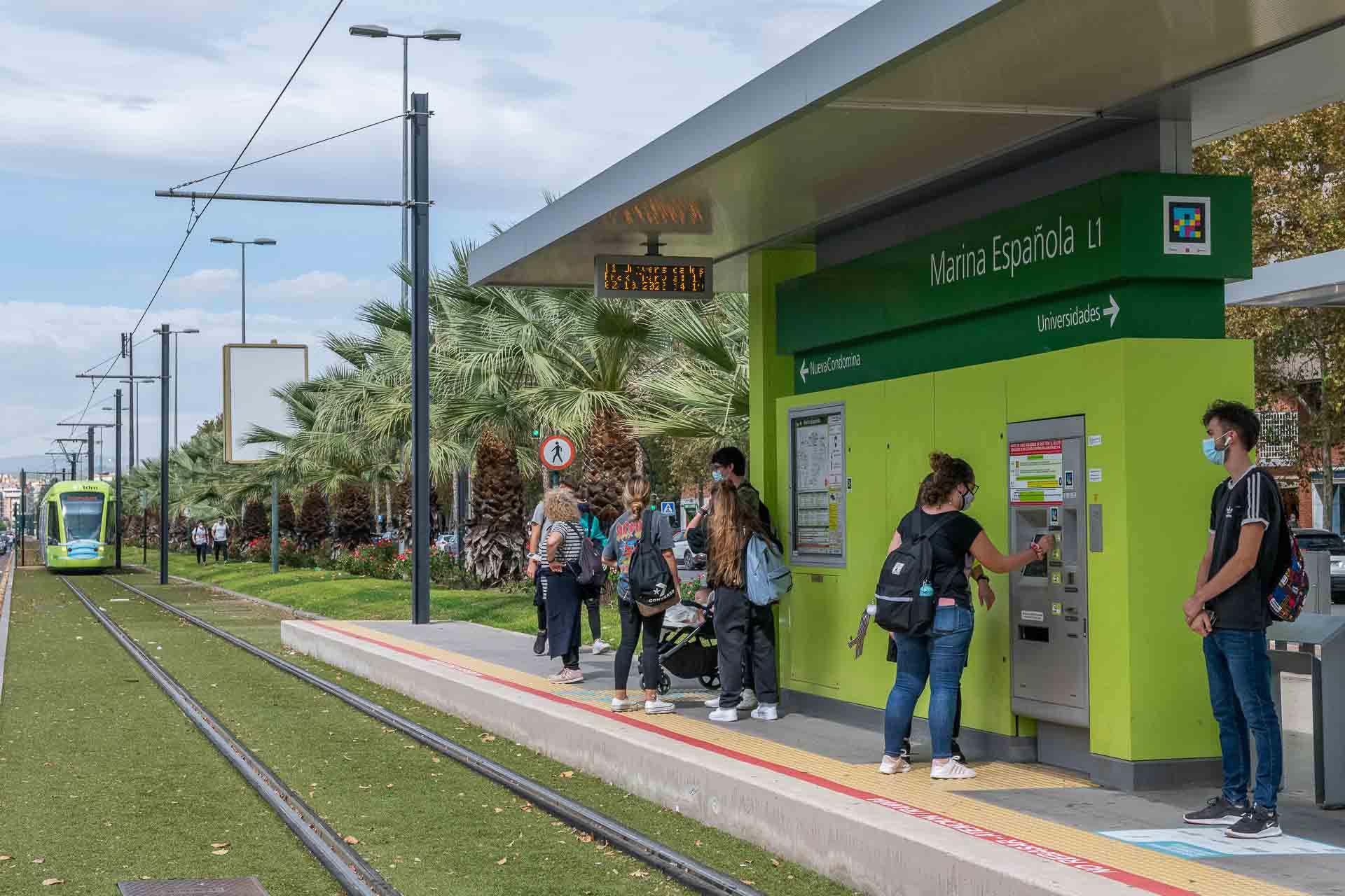 Tranvía de Murcia, una apuesta por la movilidad sostenible