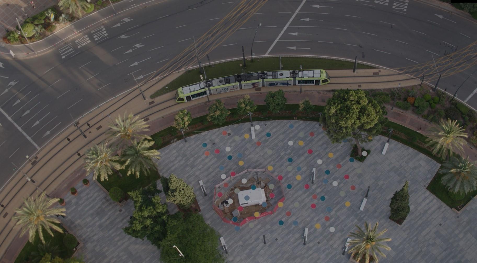 Tranvía de Murcia presenta su vídeo corporativo continuando con la celebración del Décimo Aniversario
